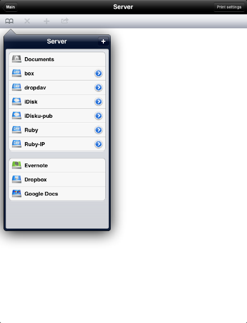 how to connect ipad to printer
